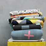 patchwork z tkanin z ikea
