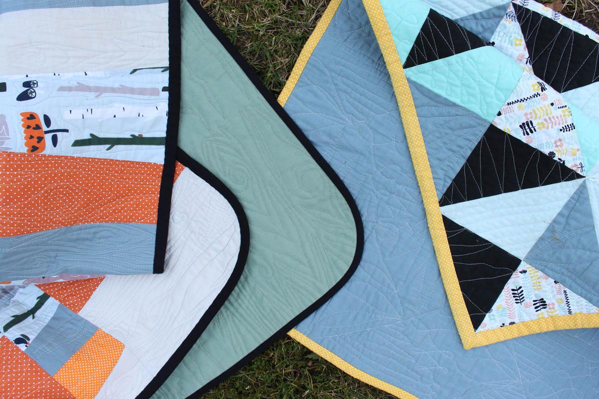 patchworki z tkanin ikea