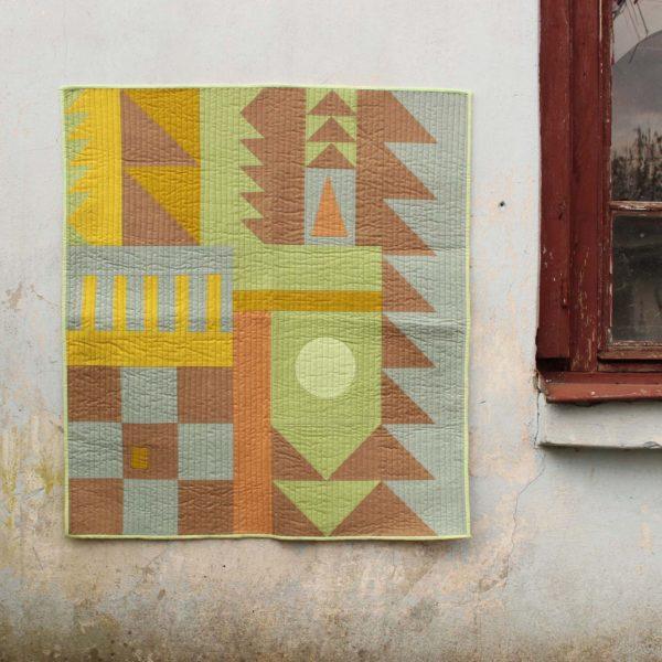 quilt geometryczny